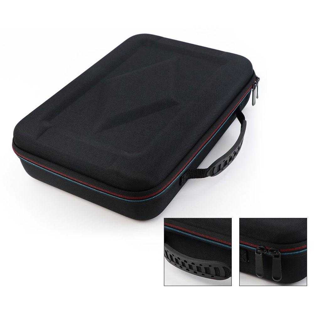 Portable carry EVA massage gun case