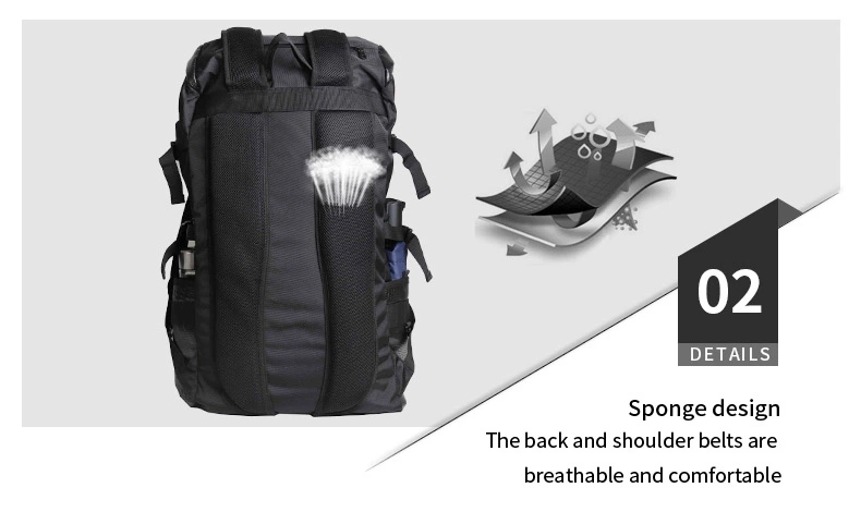Outdoor day hiking sports backpacks