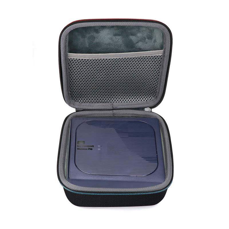 Tailored EVA hard travel case