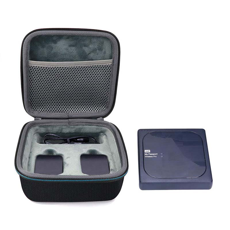 WD My Passport Wireless Pro travel case