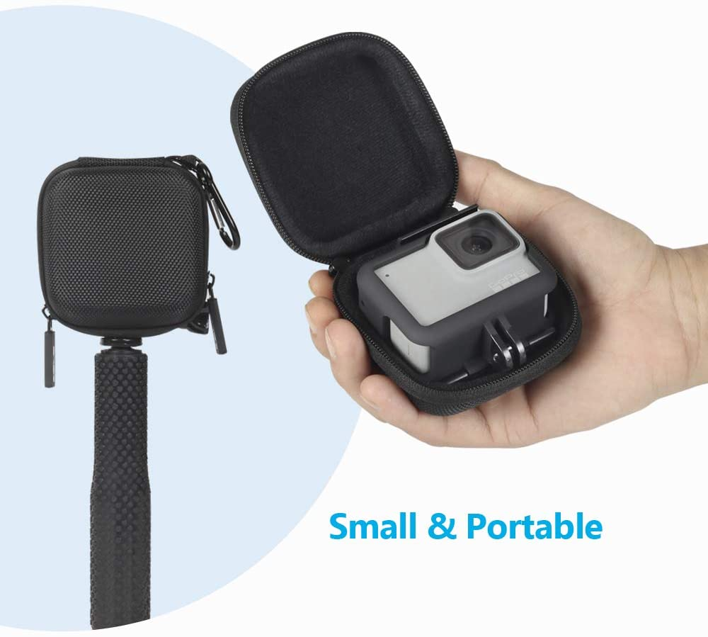 EVA small protective GoPro carry case