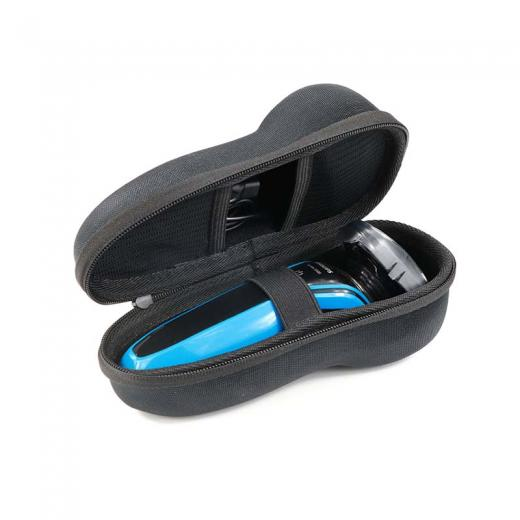 EVA carrying travel shaver case